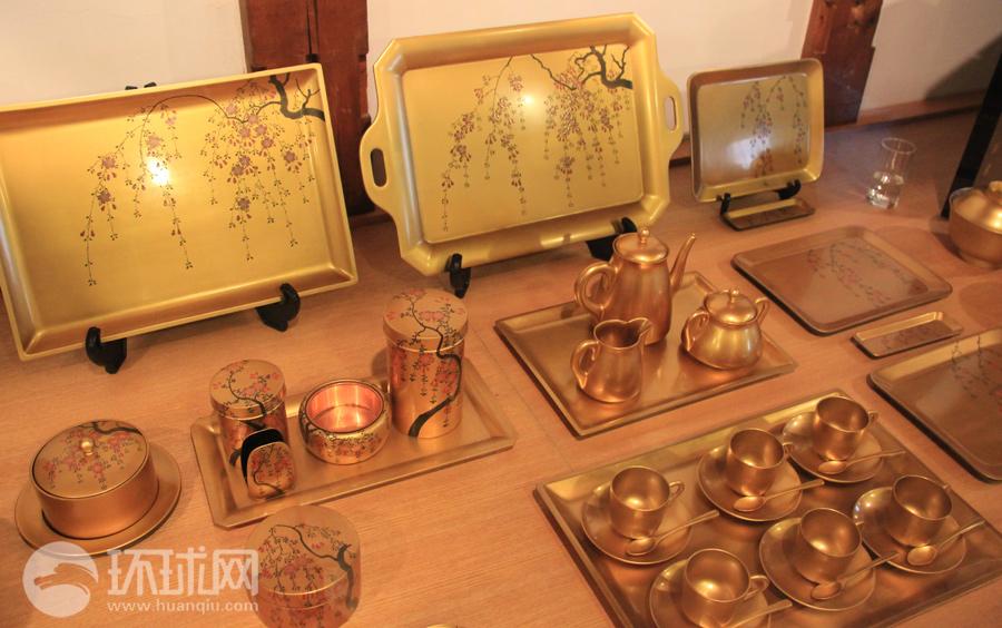 拥有400年光辉历史的会津塗