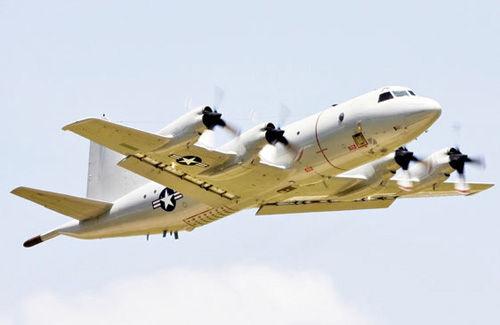 台三路刺探辽宁舰编队 P-3C可与美共享信息