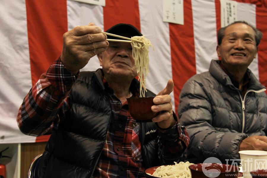 """会津坂下町的秋季盛宴""""新荞麦祭"""""""