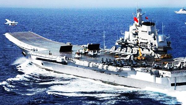 社评:中国航母尽可漠视美日压力往前走