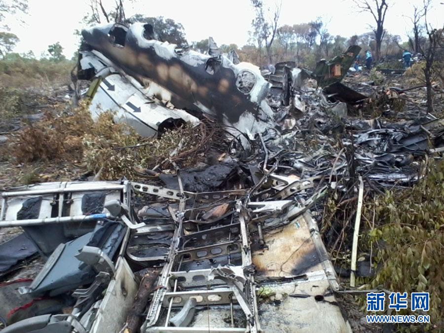 莫桑比克航空公司一架客机丛林中坠毁 机上无