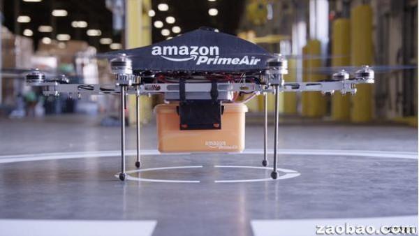 全球最大互联网零售商亚马逊测试空运订单服务