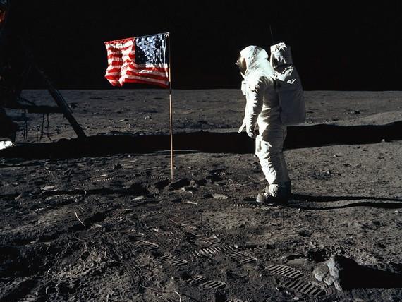 登月第二人看嫦娥:美须与中国讨论月球合作