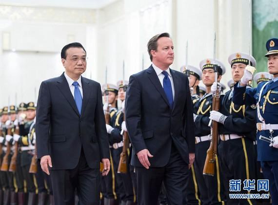英媒感叹:英已不能像鸦片战争那样使中国屈服