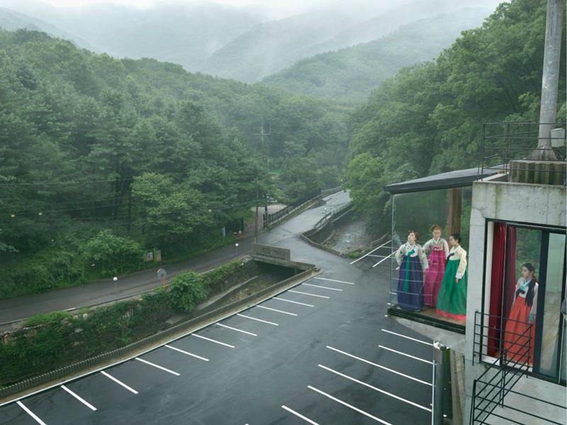 商业摄影:大韩印象