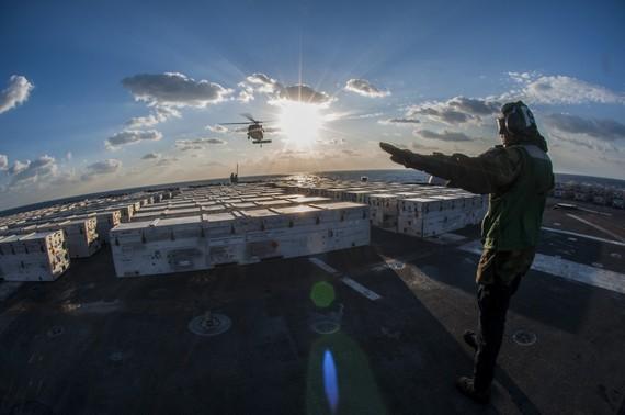 英媒:美誓言保卫日 但不愿介入中日军事冲突