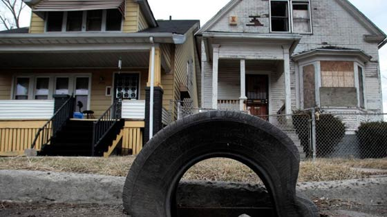 底特律破产申请获批 成美国史上最大破产城市