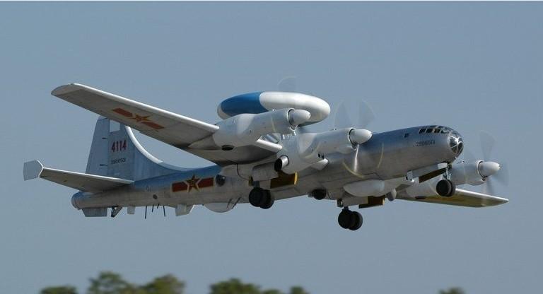 中国空军早期电子战机研制秘史