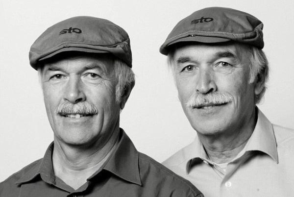 人像摄影:陌路双胞胎