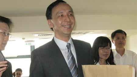 台媒:朱立伦迟不表态打乱国民党新北市布局