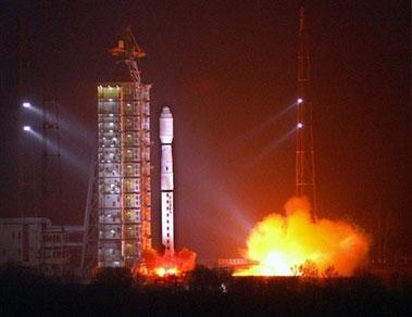中巴资源卫星发射未能成功 或是火箭动力原因