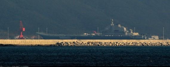 中国南北军演招猜测 外媒臆测辽宁舰南海训练