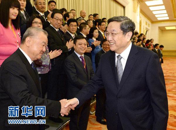 连战吴伯雄等台湾政界二代齐访大陆被称世代传承