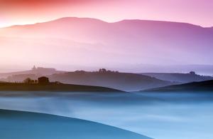 风光摄影:雾是无辜的