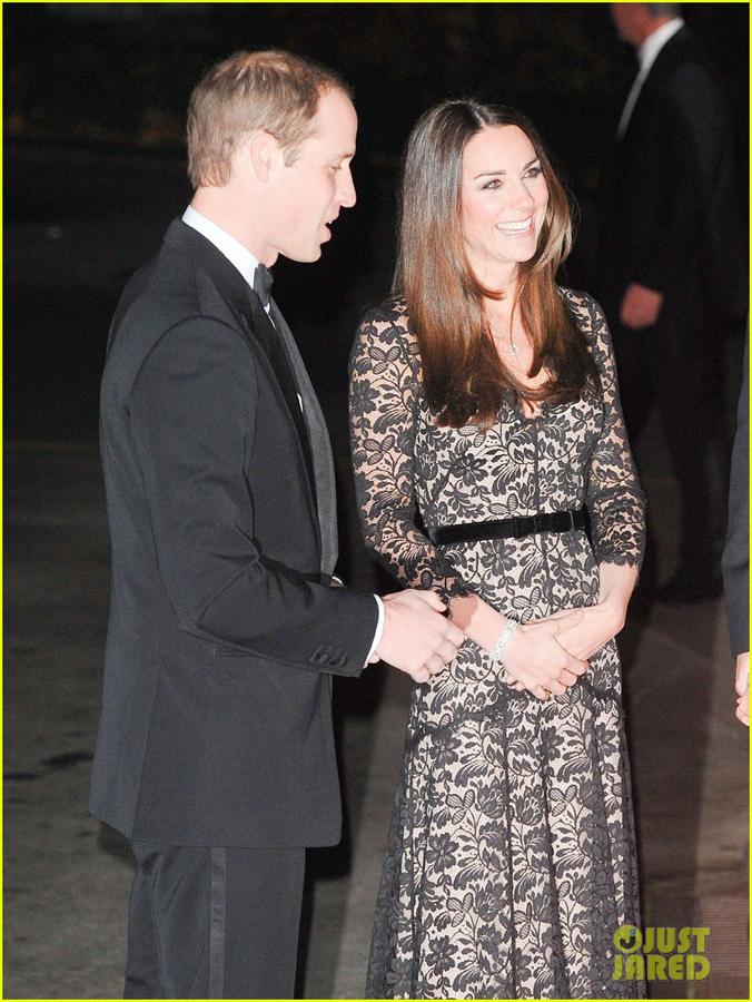 英威廉王子夫妇悼念曼德拉 同观3d电影