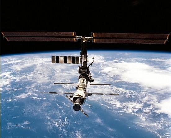 国际空间站冷却系统出故障 部分设备停止运作