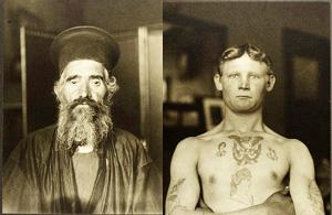 人像摄影:美国移民档案