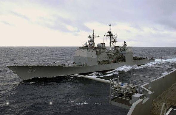 美媒:若美国不想中美紧张 那请离开西太平洋