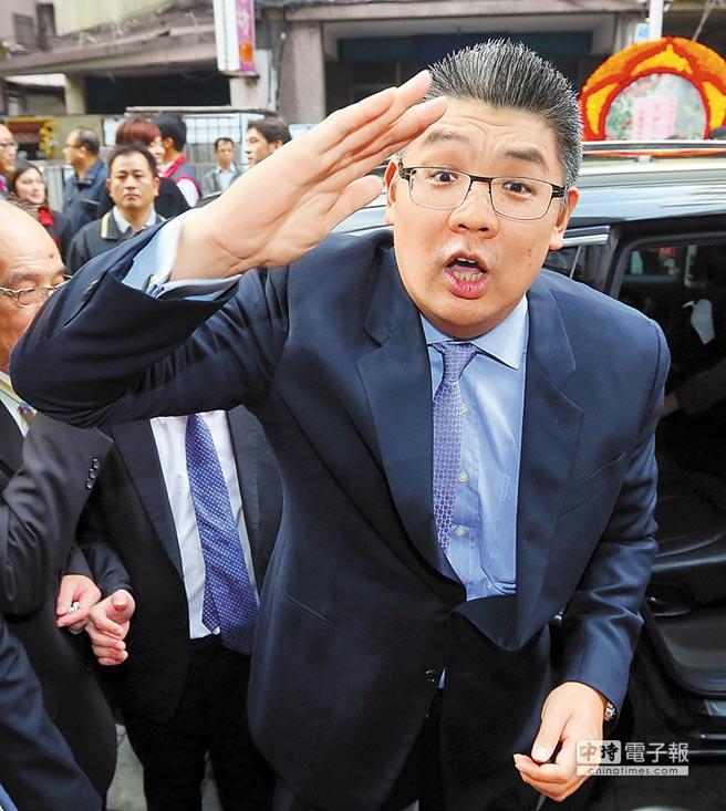"""国民党:连胜文参选台北市长""""八九不离十"""""""