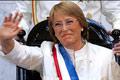 米歇尔·巴切莱特赢得智利总统选举