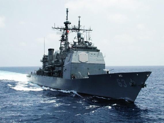 克里访菲称不承认中国防识区 南海或再起波澜
