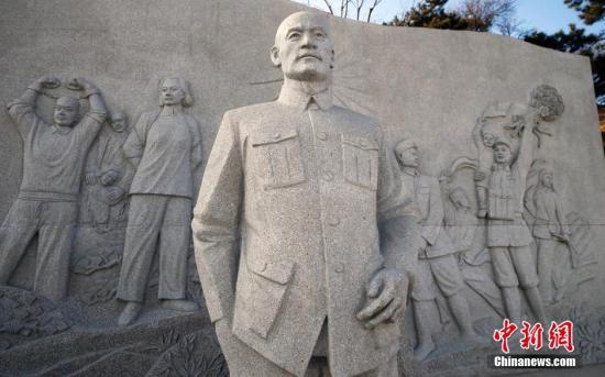 北京建成纪念广场 铭记牺牲于台湾的无名英雄(图)