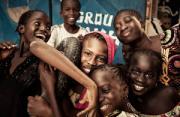 人像摄影:非洲边缘人