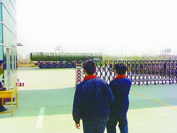 东风41导弹遭美媒热炒 携10枚核弹头难以拦截