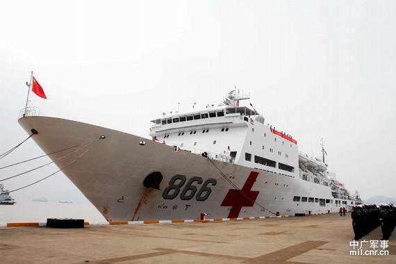 美医疗船取消赴菲 菲灾民苦等错失中国救助