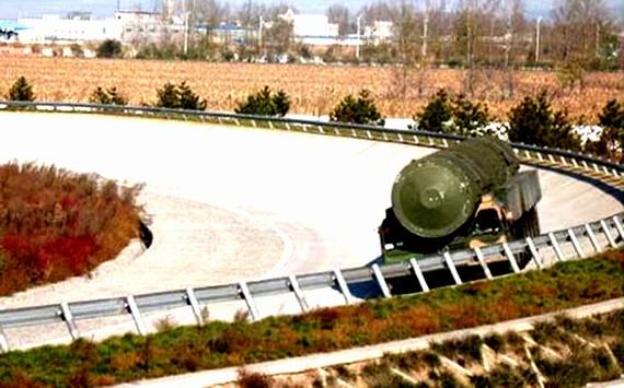 东风41将改变美对中国认识 赢得世界对华尊重