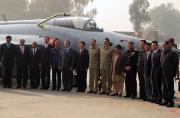 第50架枭龙入役巴基斯坦空军