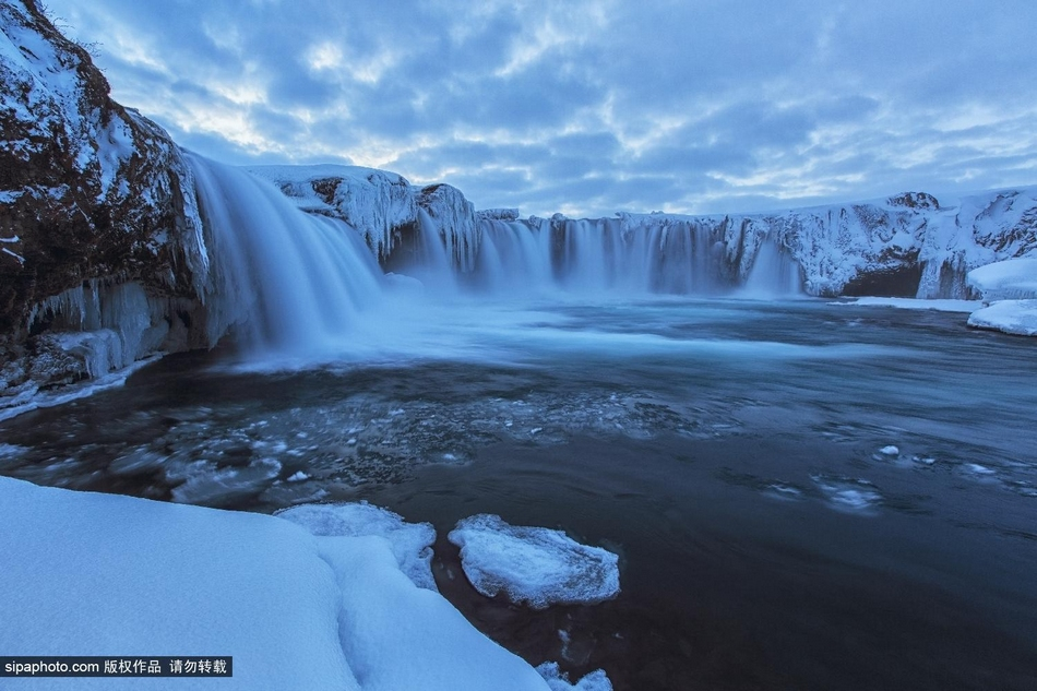 冰雪世界 全球冬日雪中美景 图片 环球网高清图片