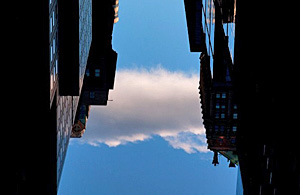 风光摄影:天空之城