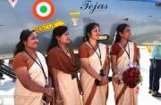 印度大张旗鼓庆贺LCA战机入役