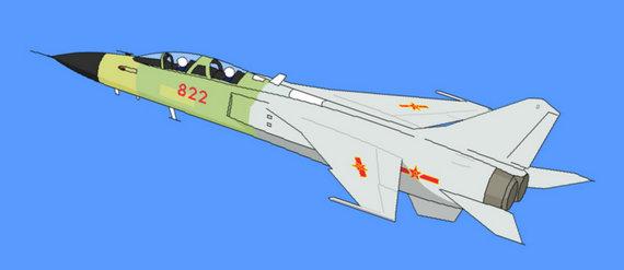 中国歼轰-7B亮相 将成宙斯盾舰防空噩梦(图)
