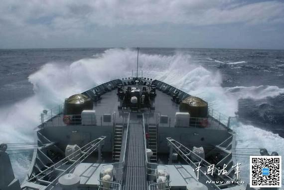 日媒:中国更强硬 但谈航母战斗力还为时尚早