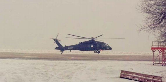 美国断售华黑鹰后路 直20首飞提高装备自主性