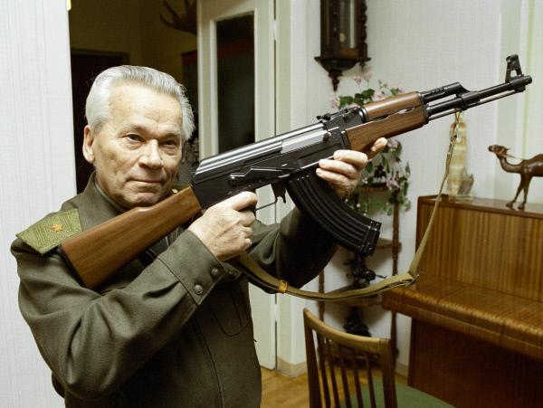 美媒质问老卡:朝战中多少美国人倒在AK枪下