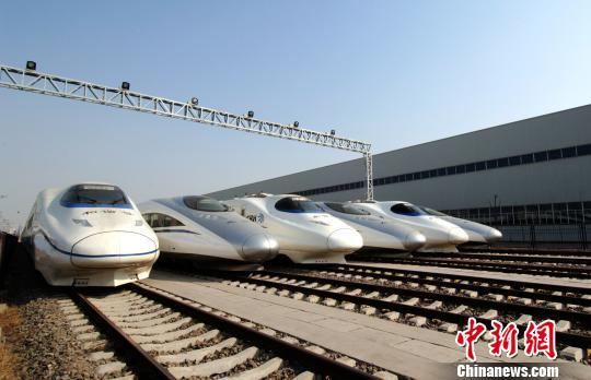 6条高铁新线即将开通 全部采用青岛造动车组