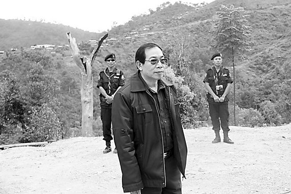 探訪緬甸南撣邦軍總部:盼中國發揮更大作用