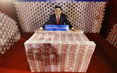 陈光标愿斥资15亿建金厦大桥 金门县长表欢迎