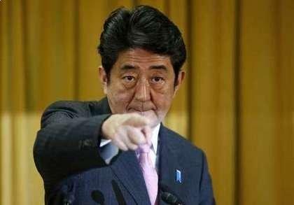 韩媒:安倍站起的是一个人 跪下的是整个日本