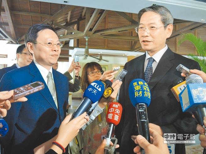 台方:马英九以经济体领袖参加APEC非常合适