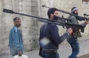 叙利亚战场惊现伊朗反器材大狙