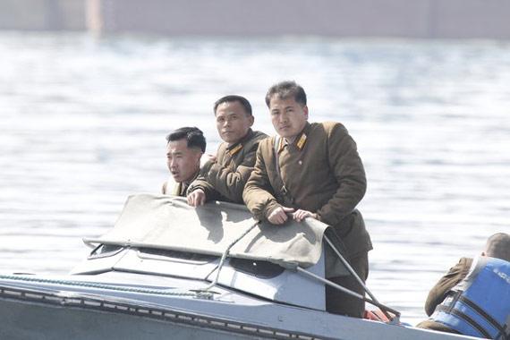 朝反常提升中朝边境警备 韩媒称力度达最高级