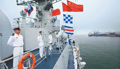 美媒:冷战回归 中国海军欲与美舰队一较高下