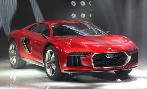 欧媒盘点2013年度最佳九款概念车