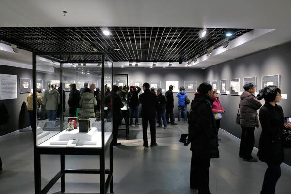 中国摄影展览馆正式开馆图片