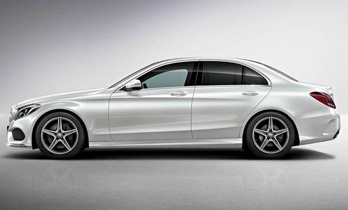 2015款奔驰c级amg高性能版图片曝光 汽车 环球网高清图片