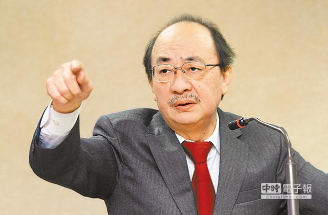 绿大佬:冻台独党纲 台须担起美重返亚洲积极责任
